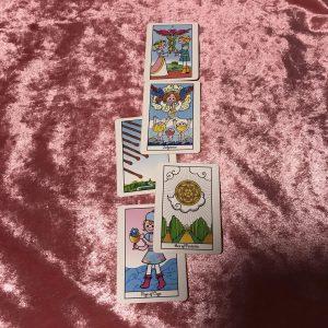 タロットカード:審判