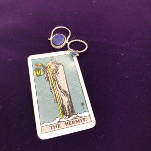 タロットカード:隠者の正位置