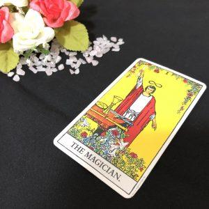 タロットカード:魔術師(正位置)