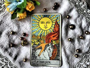 タロットカード:太陽