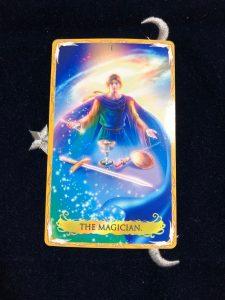 タロットカード:マジシャン