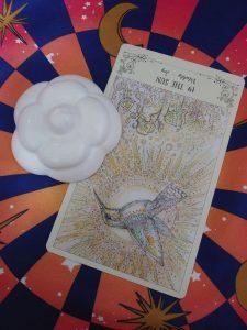 タロットカード:THE SUN(太陽) 逆位置
