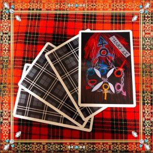 タロットカード:悪魔の逆位置