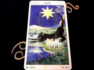 タロットカード:星
