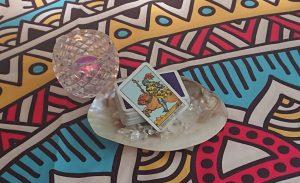 タロットカード:ソードナイト