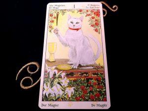 タロットカード:魔術師