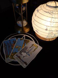タロットカード:ソードの1