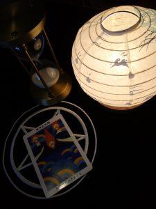 オラクルカード:綿津見三神