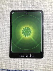 オラクルカード:Heart Chakra ハートチャクラ