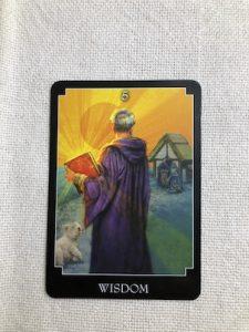 オラクルカード:WISDOM 知恵
