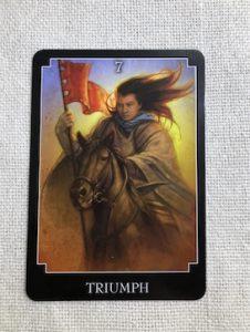 オラクルカード:TRIUMPH 勝利