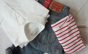 5月生まれのラッキーアイテム:ファッションにデニムをプラス