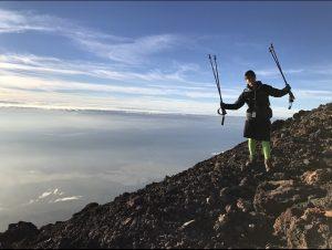 Chapliの人気占い師:登山を楽しむビューティゆうすけ先生
