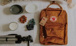 2月生まれのラッキーアイテム:茶色のバッグ