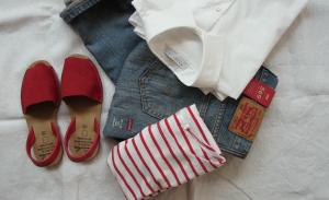 7月生まれのラッキーアイテム:赤をファッションにプラス