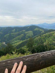 お休みの日は登山をされるというミルン先生。お写真をお借りしました!