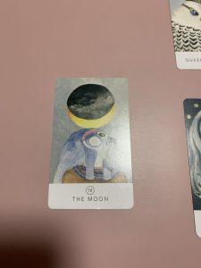 タロットカード:月