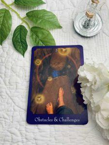 オラクルカード:Obstacles&Challenges(障害と難題)
