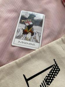 タロットカード: 審判