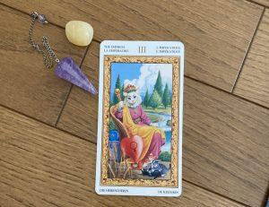 タロットカード:女帝