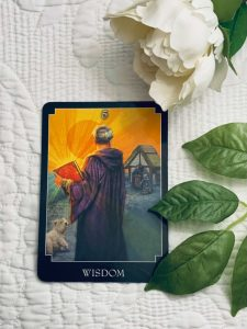オラクルカード:WISDOM(知恵)